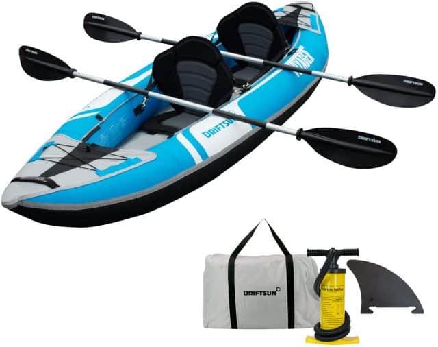 Driftsun Voyager 2 Person Tandem Kayak