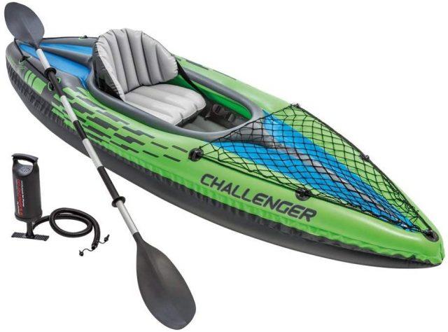 Intex Kayak Challenger Inflatable