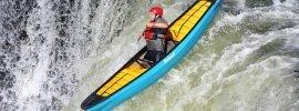 camping kayaks