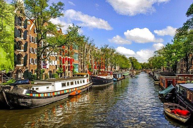 amsterdam canal waterway